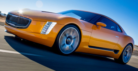 GT4 Stinger Concept, 1