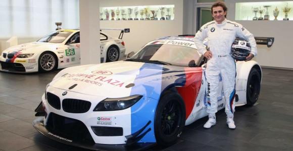 Zanardi Blancpain Z4 GT3