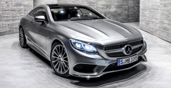 Clase S Coupe, 25