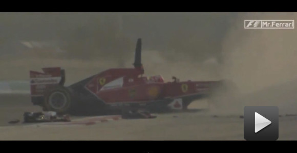 Kimi F14T Bahrain