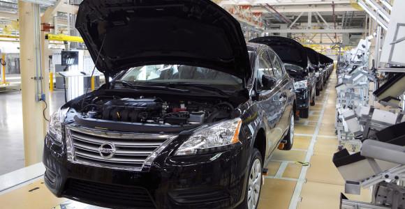 Planta México Nissan Sentra