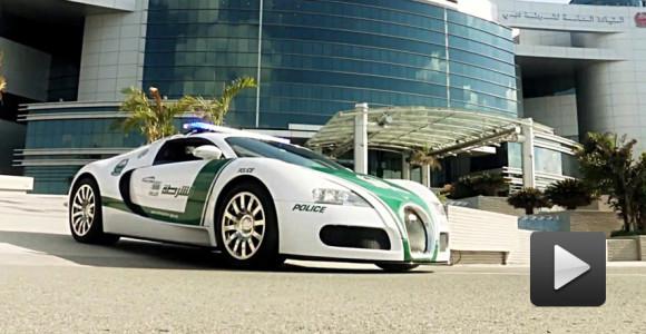 Veyron Dubai Police