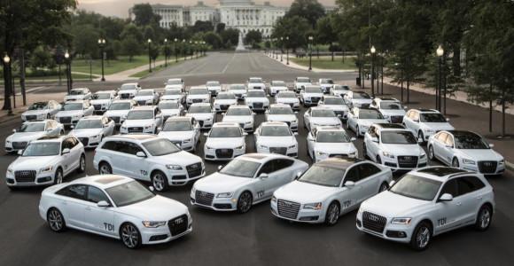 Audi Car Fleet