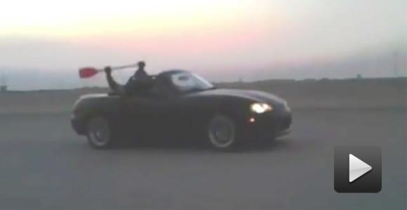 Mazda Paddle