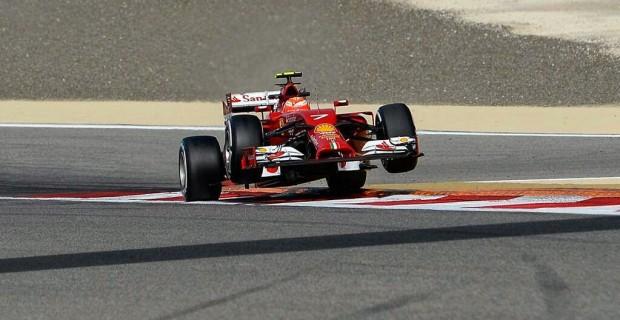 Kimi Bahrain 2014