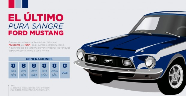 Mustang Infographic