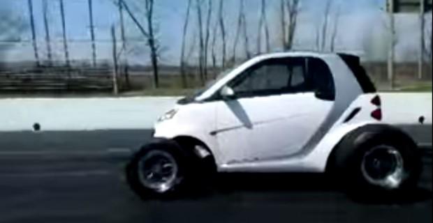 Smart V8