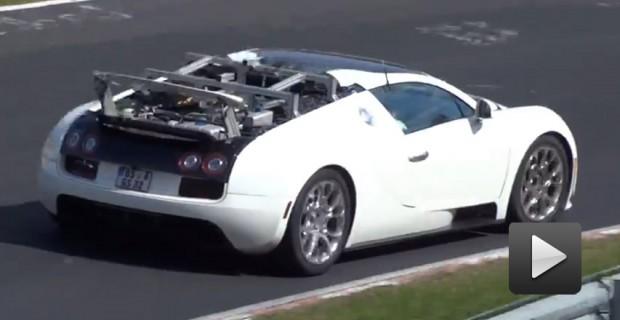 Veyron Hybrid NS