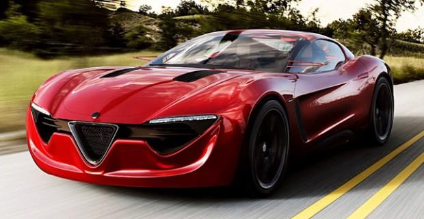 Alfa Romeo 4C Quadrifoglio Verde para 2015, un nuevo deportivo especial en 2016