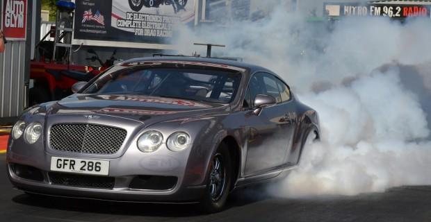 El Bentley Continental GT de 3,082 caballos de fuerza