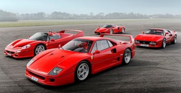 Ferrari Bloodline