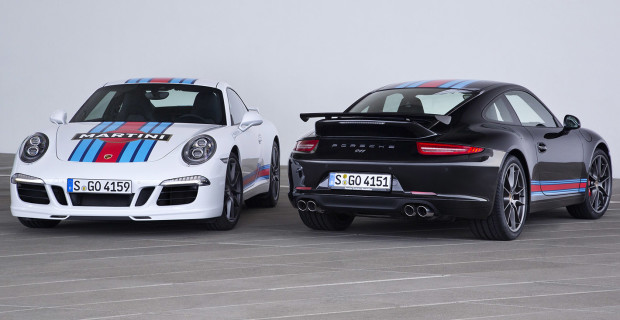 911 S Martini Racing Edition
