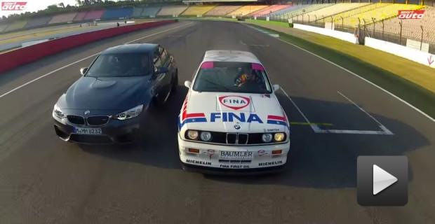 E30 vs F80