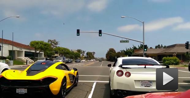 P1 vs GTR