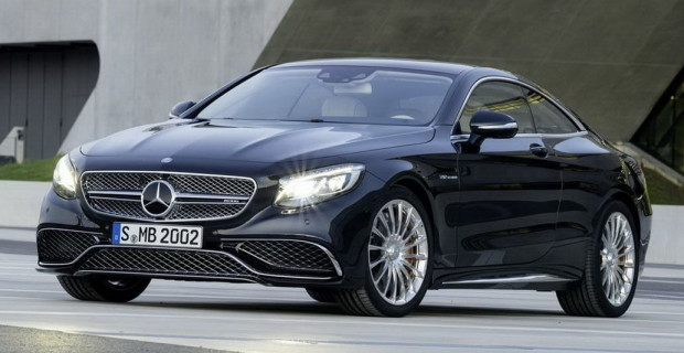 S65 AMG Coupe, 2