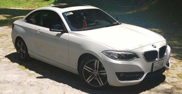 Prueba a fondo: BMW 220i – el coupè RWD que México esperaba
