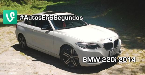 BMW 220i Vine