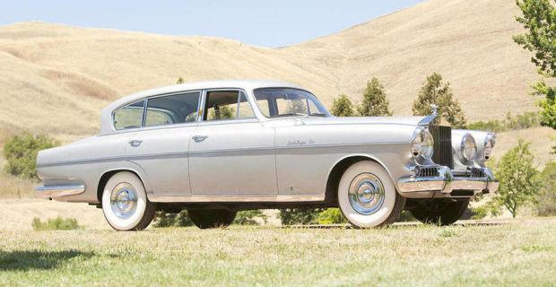 Silver Wraith Vignale 1954