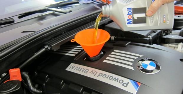 Cambio de Aceite Mobil 1