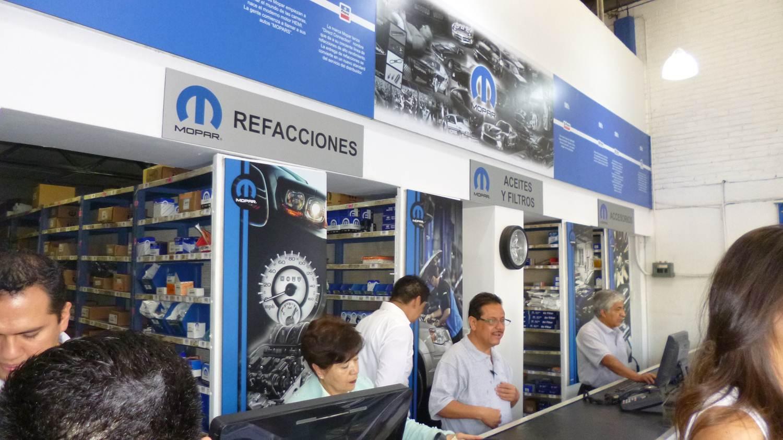 mopar inaugura la primera mopar shop en m u00e9xico