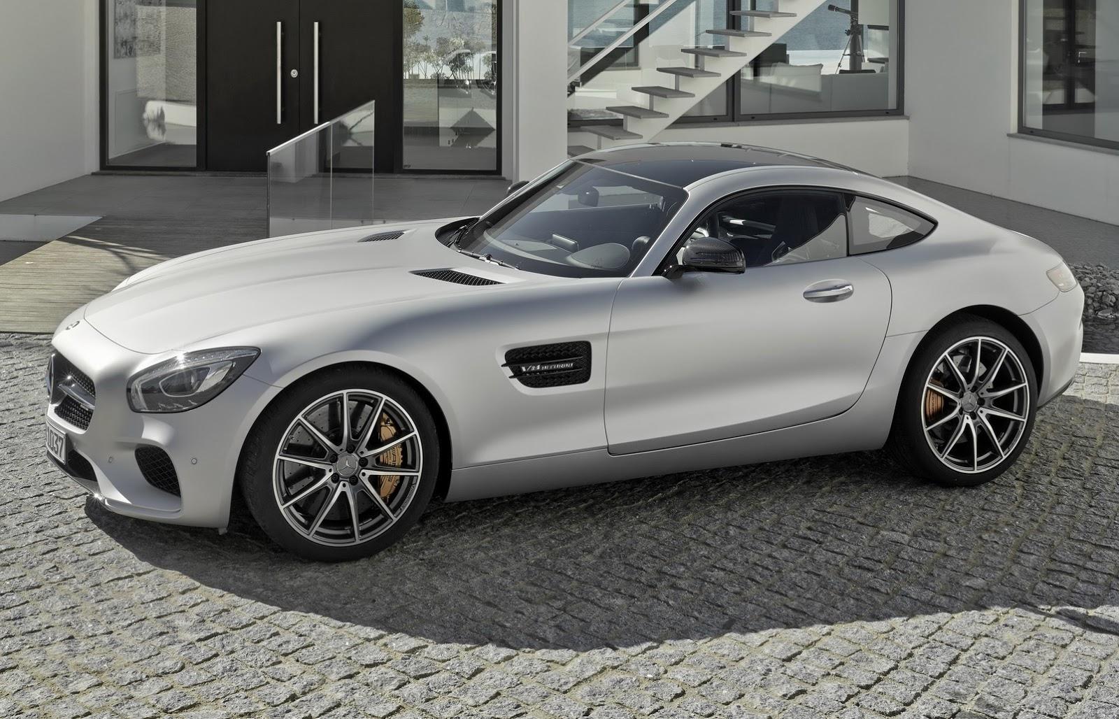 Mercedes Amg Gt Auto Blog